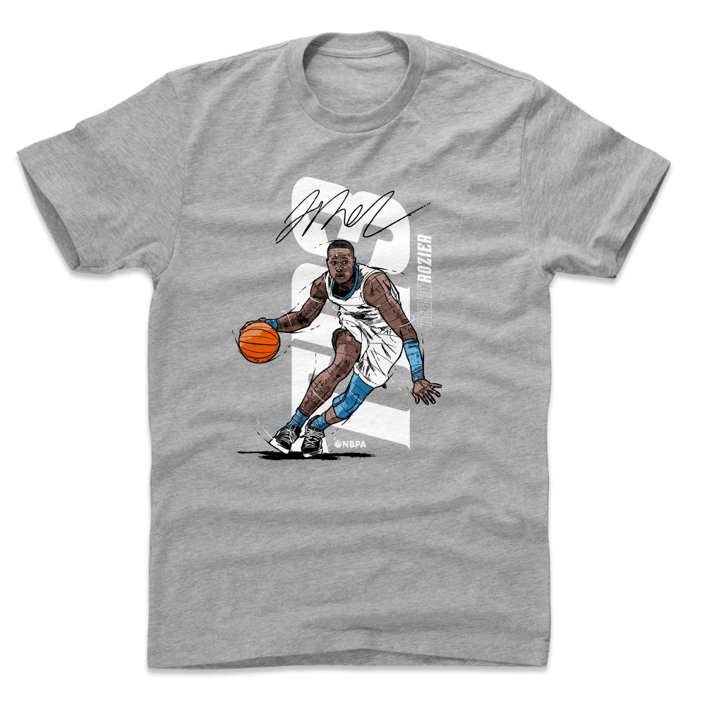 Terry Rozier Men's Cotton T-Shirt | 500 LEVEL