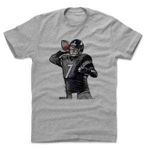 Ben Roethlisberger Men's Cotton T-Shirt | 500 LEVEL