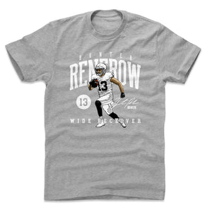 Hunter Renfrow Men's Cotton T-Shirt | 500 LEVEL