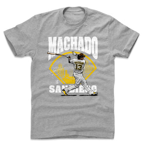Manny Machado Men's Cotton T-Shirt | 500 LEVEL