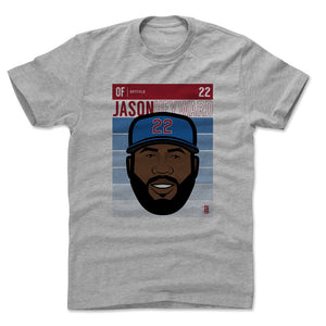 Jason Heyward Men's Cotton T-Shirt | 500 LEVEL
