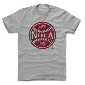 Aaron Nola Men's Cotton T-Shirt | 500 LEVEL