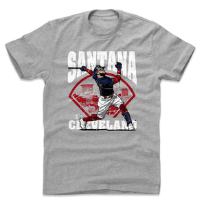 Carlos Santana Men's Cotton T-Shirt | 500 LEVEL