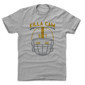 Cameron Heyward Men's Cotton T-Shirt | 500 LEVEL