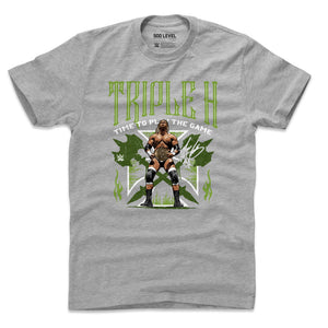 Triple H Men's Cotton T-Shirt | 500 LEVEL