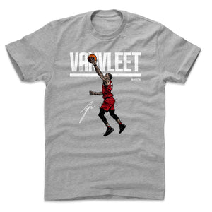 Fred VanVleet Men's Cotton T-Shirt | 500 LEVEL