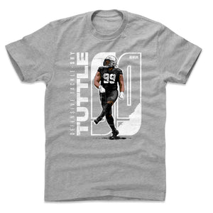 Shy Tuttle Men's Cotton T-Shirt | 500 LEVEL