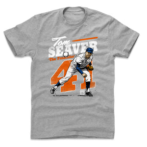 Tom Seaver Men's Cotton T-Shirt | 500 LEVEL