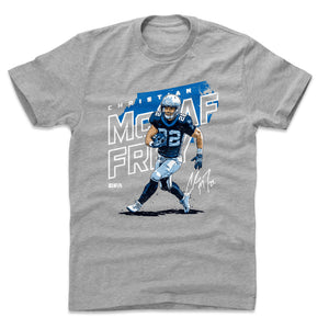 Christian McCaffrey Men's Cotton T-Shirt | 500 LEVEL