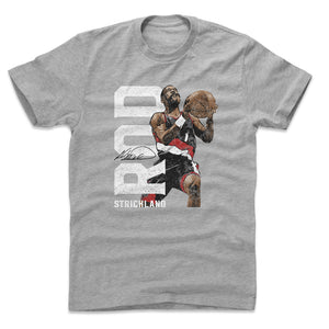 Rod Strickland Men's Cotton T-Shirt | 500 LEVEL
