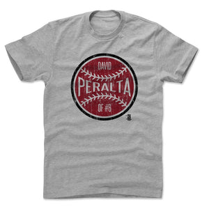 David Peralta Men's Cotton T-Shirt | 500 LEVEL