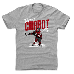 Thomas Chabot Men's Cotton T-Shirt | 500 LEVEL