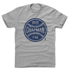 Aroldis Chapman Men's Cotton T-Shirt | 500 LEVEL