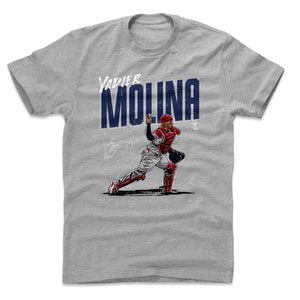 Yadier Molina Men's Cotton T-Shirt | 500 LEVEL