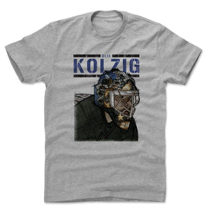 Olie Kolzig Men's Cotton T-Shirt | 500 LEVEL