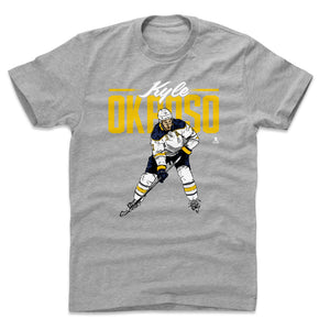 Kyle Okposo Men's Cotton T-Shirt | 500 LEVEL