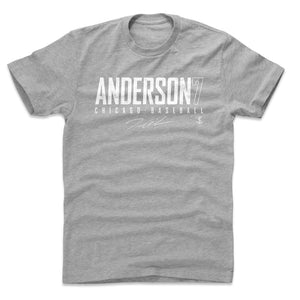 Tim Anderson Men's Cotton T-Shirt | 500 LEVEL