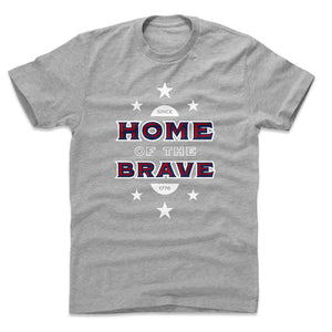American Pride Men's Cotton T-Shirt | 500 LEVEL