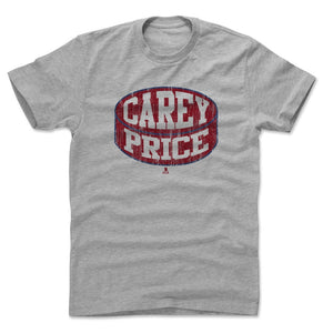 Carey Price Men's Cotton T-Shirt | 500 LEVEL