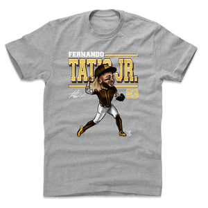 Fernando Tatis Jr. Men's Cotton T-Shirt | 500 LEVEL