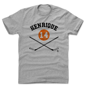 Adam Henrique Men's Cotton T-Shirt | 500 LEVEL