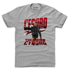 Cesaro Men's Cotton T-Shirt | 500 LEVEL