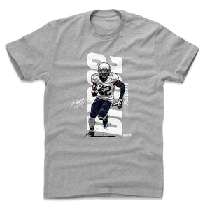 Devin McCourty Men's Cotton T-Shirt | 500 LEVEL