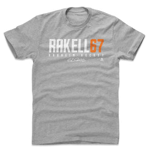 Rickard Rakell Men's Cotton T-Shirt | 500 LEVEL