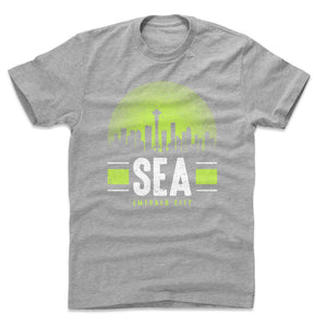 Seattle Men's Cotton T-Shirt | 500 LEVEL
