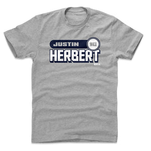 Justin Herbert Men's Cotton T-Shirt | 500 LEVEL