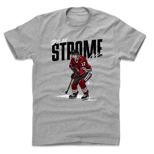 Dylan Strome Men's Cotton T-Shirt | 500 LEVEL