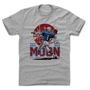 Warren Moon Men's Cotton T-Shirt | 500 LEVEL