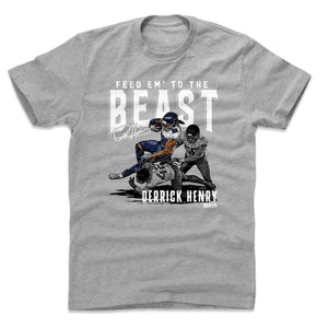 Derrick Henry Men's Cotton T-Shirt | 500 LEVEL