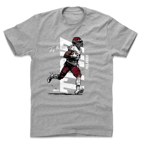 Terry McLaurin Men's Cotton T-Shirt | 500 LEVEL