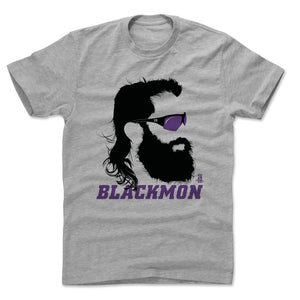 Charlie Blackmon Men's Cotton T-Shirt | 500 LEVEL