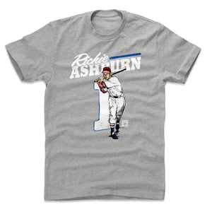 Richie Ashburn Men's Cotton T-Shirt | 500 LEVEL