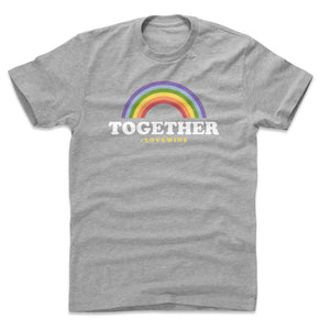 Pride Month Men's Cotton T-Shirt | 500 LEVEL