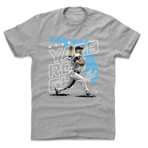 Ryan Yarbrough Men's Cotton T-Shirt | 500 LEVEL