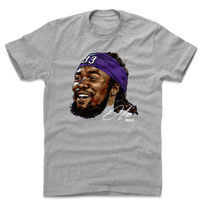 Dalvin Cook Men's Cotton T-Shirt | 500 LEVEL
