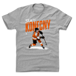 Travis Konecny Men's Cotton T-Shirt | 500 LEVEL