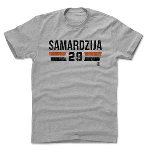Jeff Samardzija Men's Cotton T-Shirt | 500 LEVEL