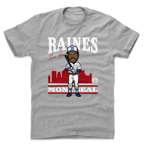 Tim Raines Men's Cotton T-Shirt | 500 LEVEL