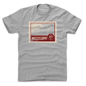 Mississippi Men's Cotton T-Shirt | 500 LEVEL