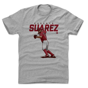 Eugenio Suarez Men's Cotton T-Shirt | 500 LEVEL