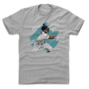 Kyle Lewis Men's Cotton T-Shirt | 500 LEVEL