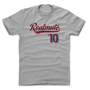 J.T. Realmuto Men's Cotton T-Shirt | 500 LEVEL