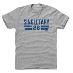 Devin Singletary Men's Cotton T-Shirt | 500 LEVEL