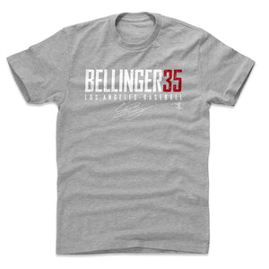 Cody Bellinger Men's Cotton T-Shirt | 500 LEVEL