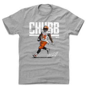 Nick Chubb Men's Cotton T-Shirt | 500 LEVEL