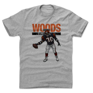 Ickey Woods Men's Cotton T-Shirt | 500 LEVEL